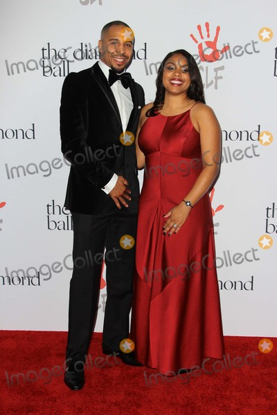 Andre Ward Photo - Andre Ward attends Rihannas Clara Lionel Foundation 2nd Annual Diamond Ball on December 10th 2015 at the Barker Hangar in Santa Monica Californiaphototony LoweGlobephotos