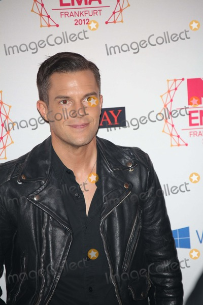The Killers Photo - Singer Brandon Flowers of the Killers Arrives For the Mtv Europe Music Awards (Ema) at Festhalle in Frankfurt Germany on 11 November 2012 the Music Tv Channels Award Ceremony Is in Its 19th Year and Recognizes Talent on the European Music Scene Photo Alec Michael