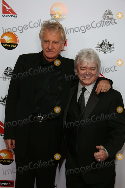 Air Supply Photo - Musicians Russell Hitchcock (L) and Graham Russell of the Band Air Supply Attend the Gday USA Los Angeles Black Tie Gala at Hotel Jw Marriott in Los Angeles USA on 12 January 2013 Photo Alec Michael Photos by Alec Michael-Globe Photos Inc