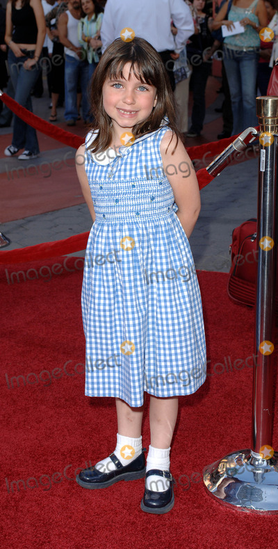 Ariel Waller Photo - Cinderella Man World Premiere at the Gibson Amphitheatre Universal City Walk Hollywood CA May-23-2005 Photo by Fitzroy BarrettGlobe Photos Inc 2005 Ariel Waller