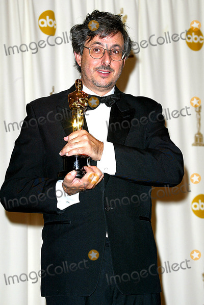 Andrew Lesnie Photo - 74th Academy Awards Hollywood and Highland Hollywood CA 03242002 Photo by Fitzroy BarrettGlobe Photosinc2002 Andrew Lesnie