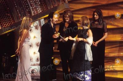 Bruce Springsteen Photo - 2697 39th Grammy Awards Bruce Springsteen John BarrettGlobe Photos Inc