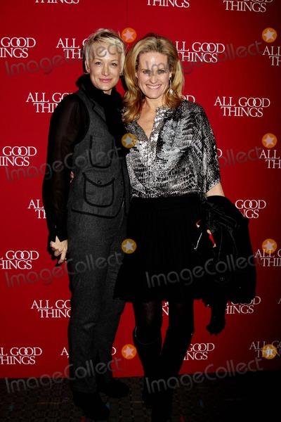Ashley McDermott Photo - All Good Things New York Premiere Sva Theater NYC December 1 2010 Photos by Sonia Moskowitz Globe Photos Inc 2010 Nancy Jarecki Ashley Mcdermott