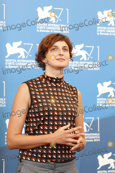 Alice Rohrwacher Photo - Opera Prima Jury President Alice Rohrwacher attends the Jury Photocall During the 71st Venice International Film Festival Aka Mostra Internazionale Darte Cinematografica at Casino Del Cinema on the Lido in Venice Italy on 27 August 2014 Photo Alec Michael