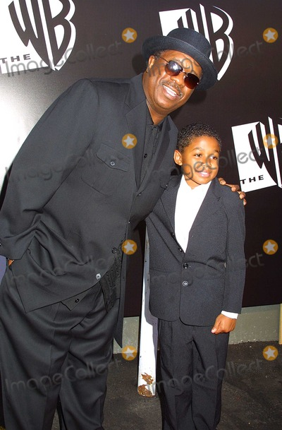 Anthony Brown Photo - - Wb Networks 2003 All Star Party - White Lotus Restaurant Hollywood CA - 07132003 - Photo by Clinton H Wallace  Ipol  Globe Photos Inc 2003 - Jay Anthony Brown and Bj Mitchell