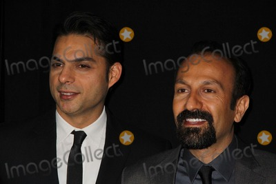 Asghar Farhadi Photo - the 37th Annual Los Angeles Film Critics Awards Intercontinental Hotel Century City CA 01132012 Asghar Farhadi (Director) and Peyman Mooadi Photo Clinton H Wallace-photomundo-Globe Photos Inc