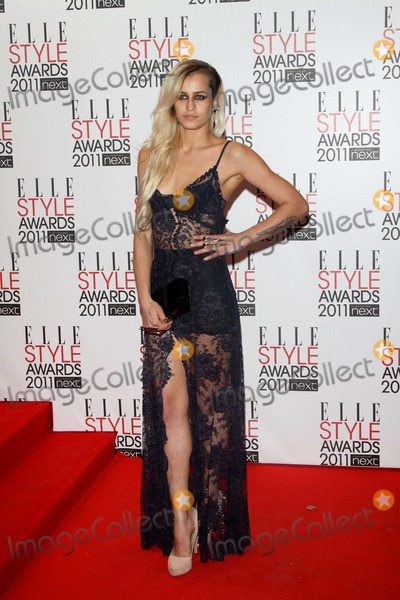 Alice Dellal Photo - Brazilian Model Alice Dellal attends the 2011 Elle Style Awards Awards at Grand Connaught Rooms in London Great Britain on 14 February 2011 Alec Michael - Globe Photos Inc 2011
