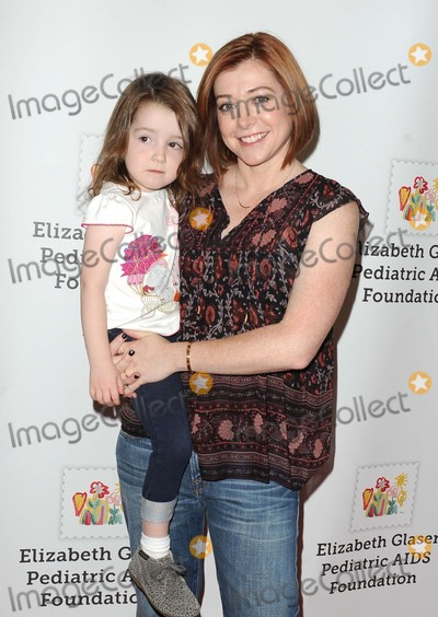 Alyson Hannigan Photo - Alyson Hannigan attending the Elizabeth Glaser Pediatric Aids Foundations a Time For Heroes Event Held the Smashbox Studios in Culver City California on October 25 2015 Photo by David Longendyke-Globe Photos Inc