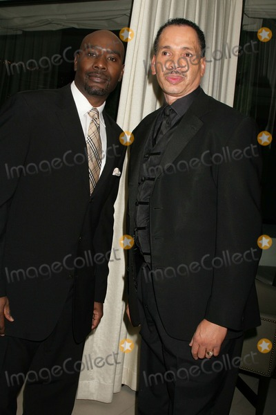Jarvee Hutcherson Photo - 2009 Diversity Awards - Show  Pressroom Luxe Hotel Bel-air CA 112209 Morris Chestnut and Jarvee Hutcherson - President of the Diversity Awards Photo Clinton H Wallace-photomundo-Globe Photos Inc