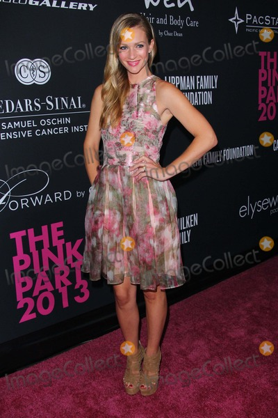 AJ Cook Photo - Aj Cook attends Elyse Walker Presents the Pink Party 2013 Hosted by Anne Hathaway Held at Hangar 8 Santa Monica Airport October 19 2013 Santa Monicacaliforniausa Photo TleopoldGlobephotos