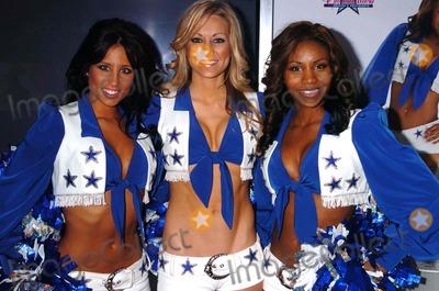 The Dallas Cowboys Cheerleaders Photo - THE DALLAS COWBOYS CHEERLEADERS HOST A COCTAIL RECEPTION AT THE 4040 CLUB TO CELEBRATE THE 2007 NFL POST SEASON4040 CLUB NEW YORK  NYCOPYRIGHT 2007 JOHN KRONDES - GLOBE PHOTOS  PHOTOBY JOHN KRONDESBECCA GAMBEL ANDREA RICHARDS NICOLE HAMILTON  (DALLAS COWBOYS CHEERLEADERS)K51332JKRON