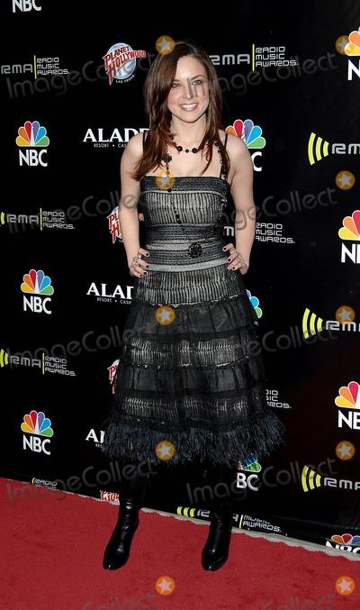 Anna Nalick Photo - 2005 Radio Music Award Arrivals at the Aladdin Hotel and Casino Las Vegas Nevada 12192005 Photo by Fitzroy Barrett  Globe Photos Inc  2005 Anna Nalick