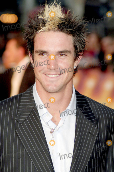 Kevin Pietersen Photo - Kevin Pietersen  Goal  World Premiere-odeon Leicester Square London Uk 9-15-2005 Photo Byhenry Davenport-globelinkuk-Globe Photos Inc 2005