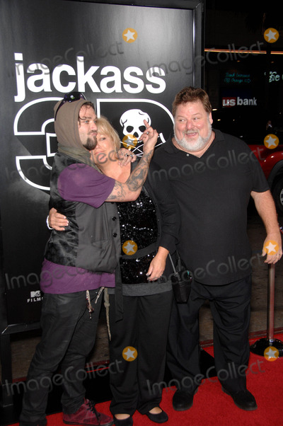 April Margera Photo - Bam Margera April Margera and Phil Margera During the Premiere of the New Movie From Paramount Picture and Mtv Films Jackass 3d Held at Graumans Chinese Theatre on 10-13-2010 in Los Angeles Ca Photo by Michael Germana - Globe Photos Inc