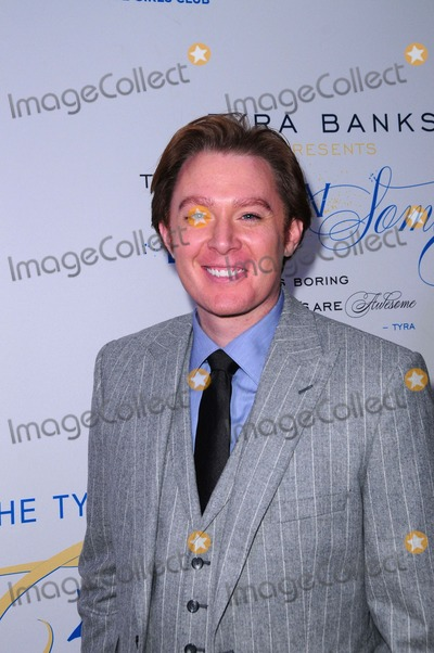 Clay Aiken Photo - Flawsome Ball Capitale ny 10-18-2012 Photo by - Ken Babolcsay IpolGlobe Photos 2012 Clay Aiken