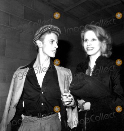 Angela Bowie Photo - David and Angela Bowie at the Bistro Party 4271975 A1905 Nate CutlerGlobe Photos Inc