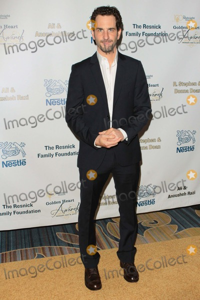 Aaron Abrams Photo - Aaron Abrams attends Midnight Mission Golden Heart Awards 6th May 2013 at the Beverly Wilshire Hotelbeverly Hills Causaphoto TleopoldGlobephotos