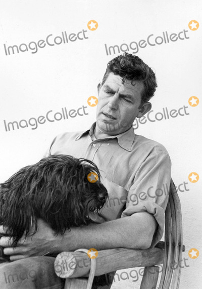 Andy Griffith Photo - Andy Griffith Photo by Jack Stager-Globe Photos