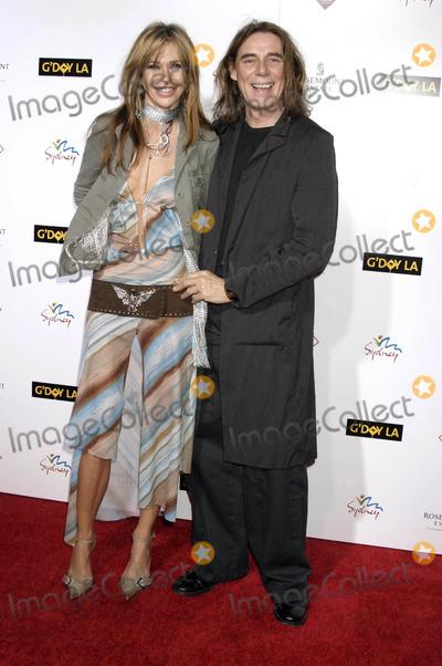 Angelika Bolliger Photo - Rosemount Australian Film and Style Festival Egyptian Theatre Hollywood  CA 01-18-2005 Photo ClintonhwallacephotomundoGlobe Copyright 2004 George Blodwell and Angelika Bolliger