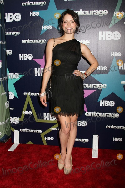 Ali Cobrin Photo - Hbo Presents the Eighth and Final Season of Entourage Red Carpet Premiere the Beacon Theater NYC July 19 2011 Photos by Sonia Moskowitz Globe Photos Inc 2011 Ali Cobrin