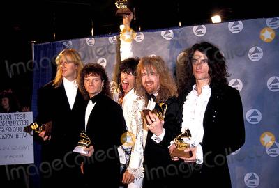 Aerosmith Photo - Aerosmith Photo Adam Scull  Globe Photos Inc 1991