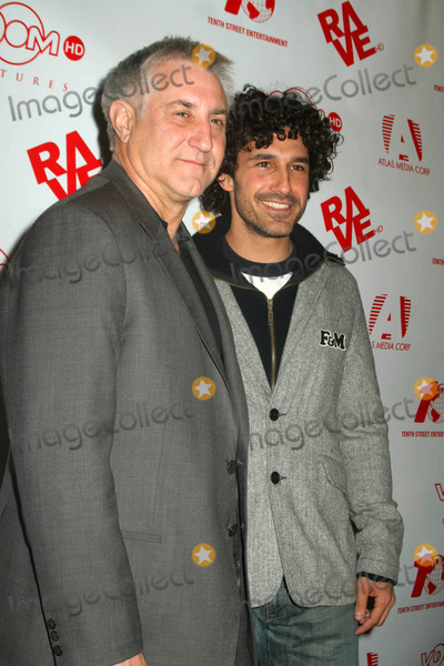 Ethan Zohn Photo - Premiere of Meat Loafin Search of Paradise at Ifc Center 323 6 Ave  New York City 03-12-2008 Photo by Mitchell Levy-Globe Photosinc Grey Moyer with Ethan Zohn