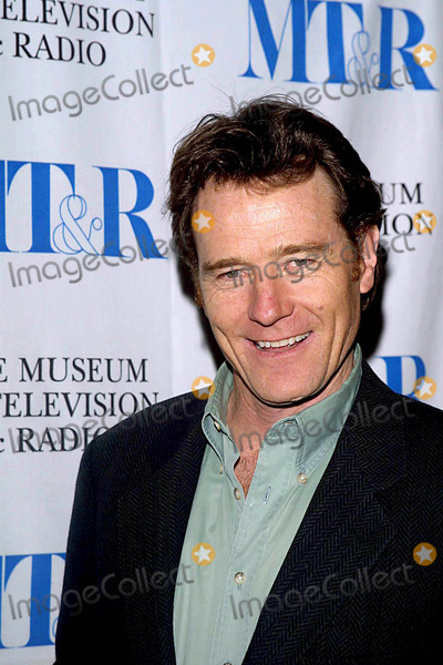 Bryan Cranston Photo - 21004 Malcolm in the Middle 100th Episode Celebration the Museum of Television  Radio Bryan Cranston Photo Bytom RodriguezGlobe Photos Inc