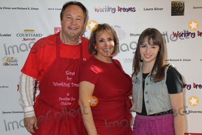 Chelsea Cook Photo - Working Dreams and Families For Children 2014 Holiday Toy Drive Marriott Courtyard Culver City CA 12162013 Pete Freeland Lola Levoy and Chelsea Cook Clinton H Wallace-Globe Photos Inc