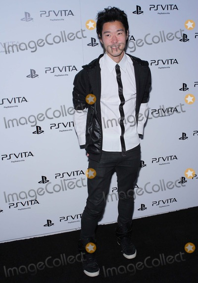 Aaron Yoo Photo - Aaron Yoo Sony Playstation Vita Portable Entertainment System Launch Held at the Warehouse Siren Studioslosangelescafebruary 15 - 2012phototleopoldGlobephotos