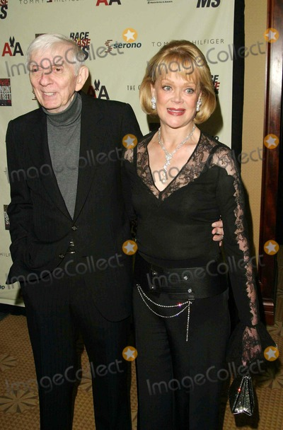 Aaron Spelling Photo - Aaron Spelling and Wife Candy - 10th Annual Race to Erase MS Gala - the Century Plaza Hotel  Spa Century City CA - 05092003 - Photo by Nina PrommerGlobe Photos Inc2003