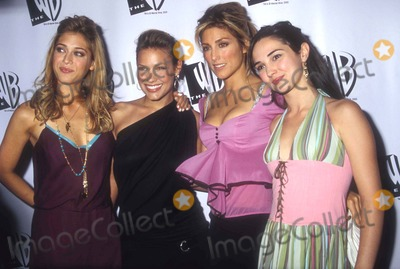 Laura Breckenridge Photo - Wb Television Network All Star Celebration at the Cabana Club Hollywood CA 07-22-2005 Photo by Phil Roach-ipol-Globe Photos 2005 Jennifer Esposito Lizzy Caplan Laura Breckenridge and Kiele Sanchez