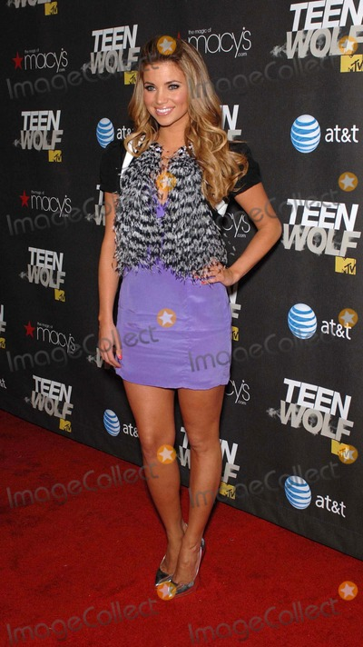 Amber Lancaster Photo - Amber Lancaster During the Premiere of the Series From Mtv Teen Wolf Held at the Roosevelt Hotel on May 25 2011 in Los angelesphoto Michael Germana - Globe Photos Inc 2011
