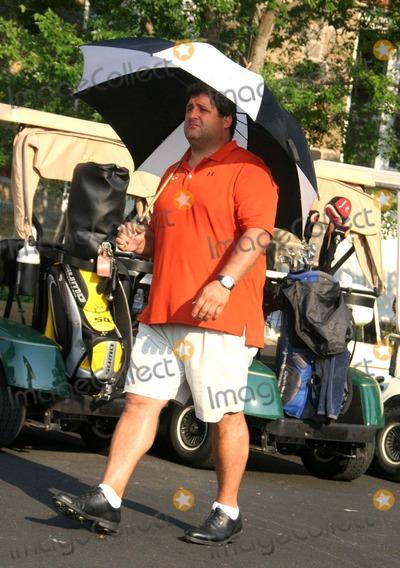Tony Siragusa Photo - Charity Golf Tournament at Century Country Clubpurchase NY Date 07-09-07 Photos by John Barrett-Globe Photosinc Tony Siragusa