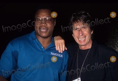 David Brenner Photo - David Brenner at Premiere of Match De Mike Tyson in Las Vegas 1995 K15382kj Photo by Kelly Jordan-Globe Photos Inc