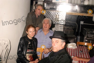 Abel Ferrara Photo - Abel Ferrara with His Fiancee (on Left) Relaxes with Friends at the San Gennaro Street Festival Little Italy 09-23-2007 Photo by Rick Mackler Rangefinder-Globe Photos Inc 2007 Exclusive
