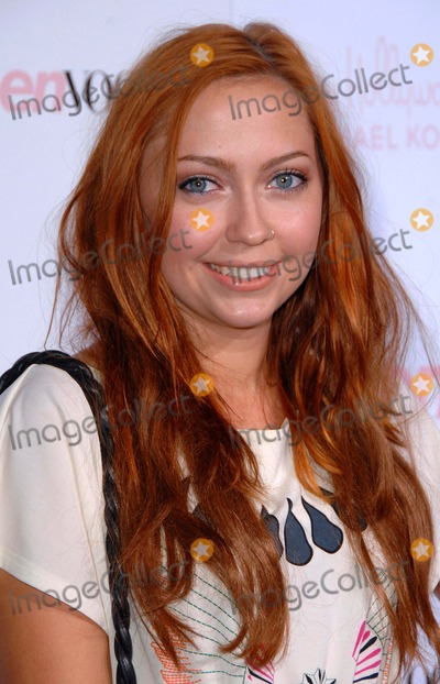 Brandi Cyrus Photo - Teen Vogue 8th Annual Young Hollywood Party at Paramount Studios in Los Angeles CA 100110 Photo by Scott Kirkland-Globe Photos  2010 Brandi Cyrus