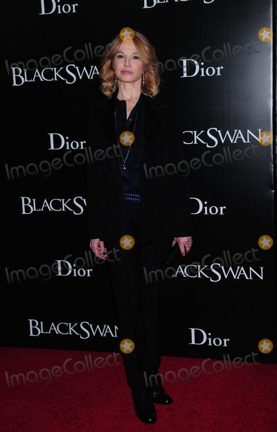 Tony LoBianco Photo - Ellen Barkin the Premiere of Black Swan at the Ziegfeld Theater in New York City on 11-30-2010 Photo by Ken Babolcsay - Ipol-Globe Photos Inc 2010