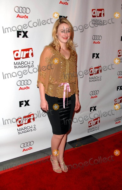 Ashley Johnson Photo - Season Two Premire of Dirt at Arclight Cinemas in Hollywood CA 02-28-2008 Image Ashley Johnson Photo by Kelly Dawes - Globe Photos Inc