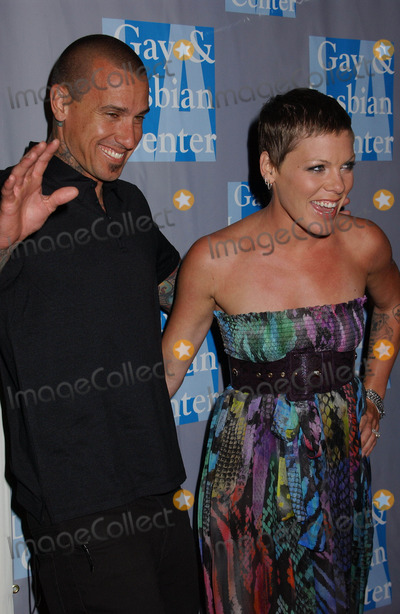 Alecia Moore Photo - Pink (Aka Alecia Moore) the LA Gay and Lesbian Centers an Evening with Women Celebrating Art Music and Equality Held at the Beverly Hilton Hotel Beverly Hills California 05-01-2010 Photo by Phil Roach-ipol-Globe Photos Inc 2010