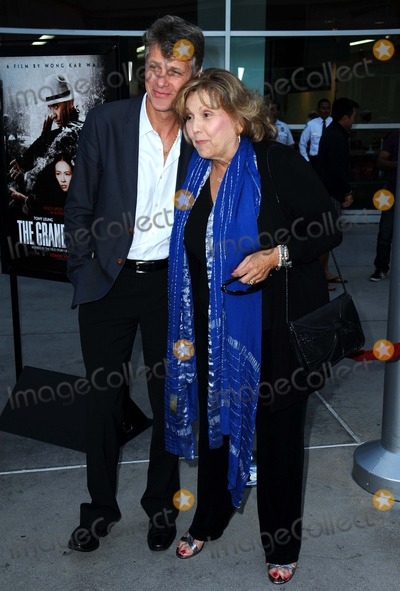 Brenda Vaccaro Photo - Brenda Vaccaro Guy Hector attending the Los Angeles Screening of the Grandmaster Held at the Arclight Theater in Hollywood California on August 22 2013 Photo by D Long- Globe Photos Inc