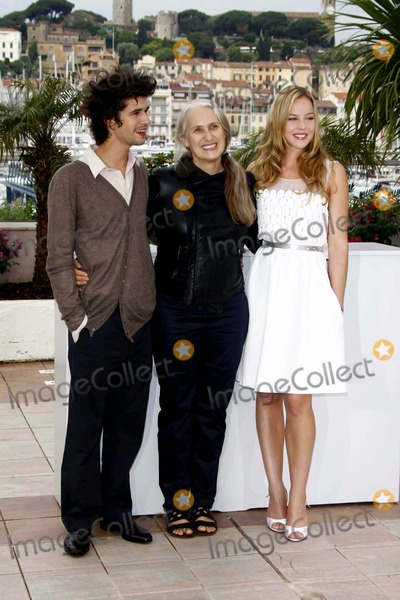 Ben Wishaw Photo - Bright Star Photo Call at the 2009 Cannes Film Festival at Palais Des Festival Cannes France 05-15-2009 Photo by Alec Michael-Globe Photos Inc 2009 Ben Wishaw Jane Champion and Abbie Cornish