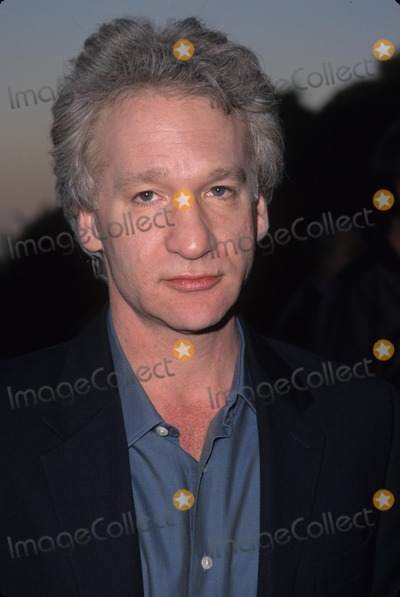 Bill Maher Photo - Bill Maher Abc Perss Tour Party at Huntington Gardens in Pasadena  Ca 2001 K22537cber Photo by Chris Bergman-Globe Photos Inc