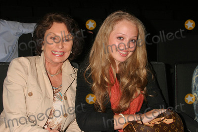 Howard Fine Photo - Deborah Gibson Launches Camp Electric Youths Stars of Tomorrow Scholarship Auditions the Howard Fine Acting Studio Hollywood California 04-06-2008 Anne Ogletree and Granddaughter Tiffany Trump Photo Clinton H Wallace-photomundo-Globe Photos Inc