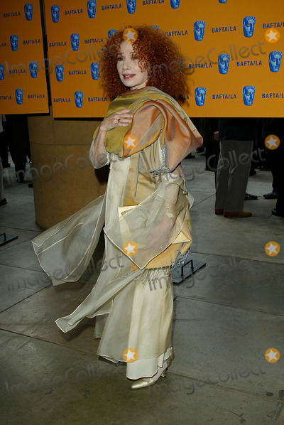 Julia Migenes Photo - Baftala Honors Filmmaker John Schlesinger at American Cinematheques Egyptian Theatre in Los Angeles CA Julia Migenes Photo by Fitzroy Barrett  Globe Photos Inc 5-19-2002 K25035fb (D)