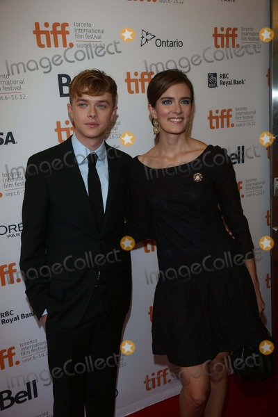 Anna Wood Photo - Actor Dane Dehaan and Anna Wood Arrive at the Premiere of the Place Beyond the Pines During the Toronto International Film Festival at Princes Whales Theatre in Toronto Canada on 07 September 2012 Photo Alec Michael