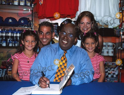 Al Roker Photo -  8202 the AL Roker Book Signing at the NBC Experience Store in NYC AL Roker with Family Photo by Rick MacklerrangefinderGlobe Photos Inc