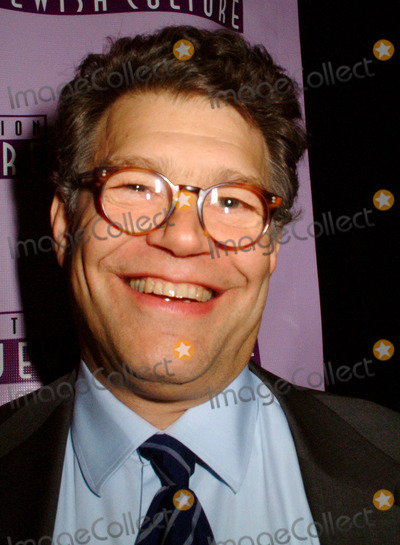 Alan King Photo - the National Foundation of Jewish Culture to Present the Fifth Annual Alan King Award in American Jewish Humor to Mort Sahl at the Mandarin Oriental Hotel in New York City 12042003 Photo by Mitchell LevyrangefinderGlobe Photos Inc 2003 AL Franken