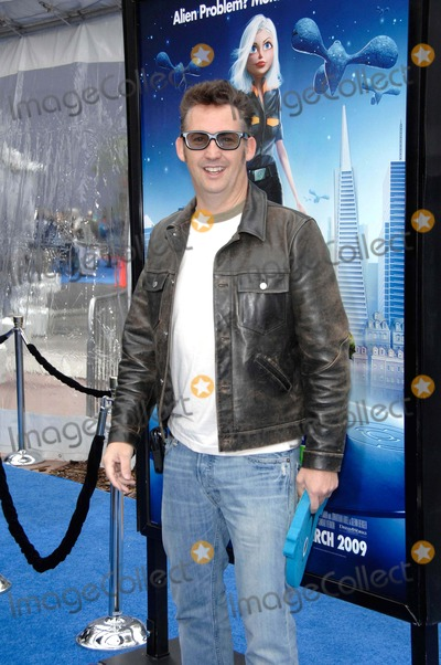 Harland Williams Photo - Harland Williams During the Premiere of the New Movie From Dreamworks Animation Monsters Vs Aliens Held at Universal Studios Gibson Amphitheatre on March 22 2009 in Los Angeles Photo Michael Germana - Globe Photos