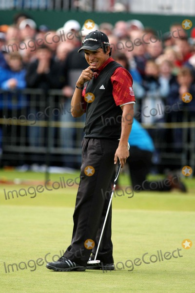 Andres Romero Photo - Andres Romero the Open Carnoustie 2007 the Open Championship Carnoustie East Fife Scotland 22 July 2007 Dic10648 K53922 Photo by Richard Sellers-allstar-Globe Photos