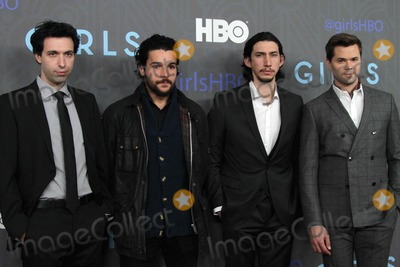 Alex Karpovsky Photo - The New York Premiere of Girls January 9 2013 Nyu Skirball Center NYC Photos by Sonia Moskowitz Globe Photos Inc 2013 Alex Karpovsky Christopher Abbott Adam Driver Andrew Rannells